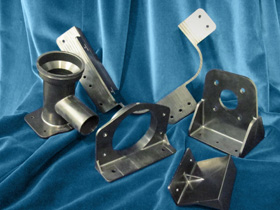 VICTREX-PEEK-Aerospace-Bracket