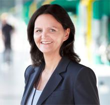 Juliane Hehl, sócia-administradora da Arburg