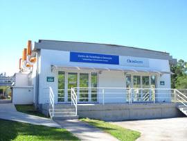 Centro de Tecnologia e Inovação Braskem, em Triunfo (RS)