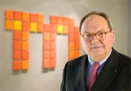 Werner M. Dornscheidt, Presidente e CEO da Messe Düsseldorf, organizadora da K 2016
