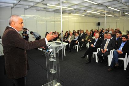 José Roberto Nogueira da Silva, Bigodinho, diretor de Organização do Sindicato dos Metalúrgicos do ABC
