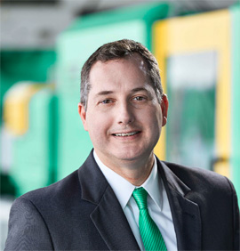 Alfredo Fuentes, novo diretor da Arburg Brasil