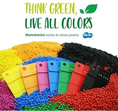 d49166be1 A Cromex, empresa do setor de masterbatches de cores e aditivos para  plásticos ,irá expor sua linha completa de produtos e serviços na  Interplast 2018, ...
