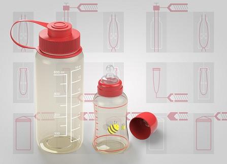 Ultrason® P für Trinkflaschen / Ultrason® P for bottles